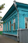 Усадьба купца Дьякова. Усадебный дом