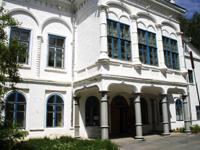 Особняк князей Белосельских-Белозерских, в котором находится Краеведческий музей Катав-Ивановского муниципального района