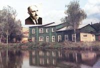 Первое здание аэродинамического института