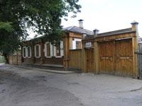 Дом-музей В.К. Кюхельбекера
