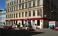 Вид здания со стороны 6 линии Васильевского острова