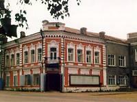 Здание заводоуправления. Построено в конце XIXв.