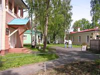 Городской маршрут. Квартал исторической застройки