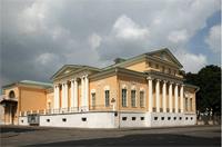 Здания и сооружения: Государственный музей А.С. Пушкина