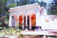Общий вид здания зооэкзотариума