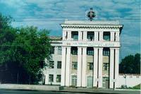 Здание завода ОАО НИТЕЛ