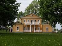 Здания и сооружения: Музей Тарханы. Барский дом