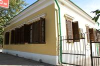 Мемориальный дом семьи Чернышевских. Вид с улицы Чернышевского