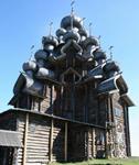 Преображенская церковь с новыми сжимами