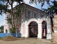 Дом И.Ф.Ведерникова. Фото А.Лебедева