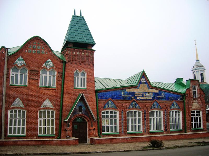 Здания и сооружения: Музей народных ремесел и промыслов