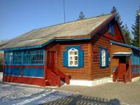 Здания и сооружения: Дом-музей генерала армии Н.Ф. Ватутина