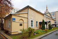 Дом Даля - здание, где расположен Музей В.И. Даля