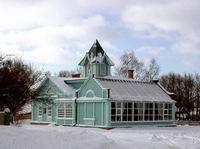Вид музея