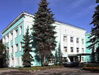 Здание заводоуправления  ОАО НПО Московский радиотехнический завод