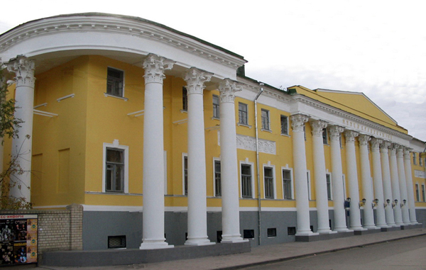Здания и сооружения: Здание Саратовского областного музея краеведения