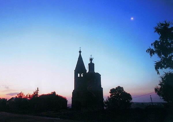 Здания и сооружения: Церковь