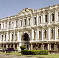 Здания и сооружения: Ставропольский музей-заповедник поздравляет портал Музеи России