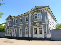 Дом Волконских