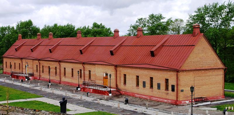 Здания и сооружения: Солдатская казарма