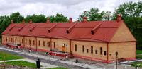 Солдатская казарма