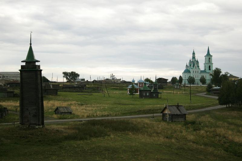 Здания и сооружения: Панорама Нижнесинячихинского музея