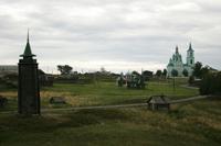 Панорама Нижнесинячихинского музея