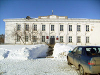 Киясовский районный музей Кривоногова Петра Александровича