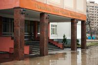 Здание гимназии, где находится Музей истории вычислительной техники