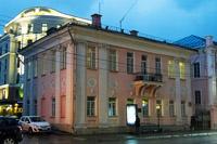 Музей Садовое кольцо. Фасад здания