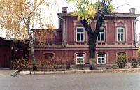 Мемориальный музей Бориса  Пастернака в Чистополе