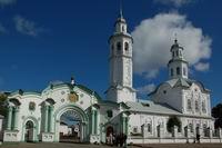 Ансамбль церкви Троицы в с. Макарье (окраина г. Кирова)