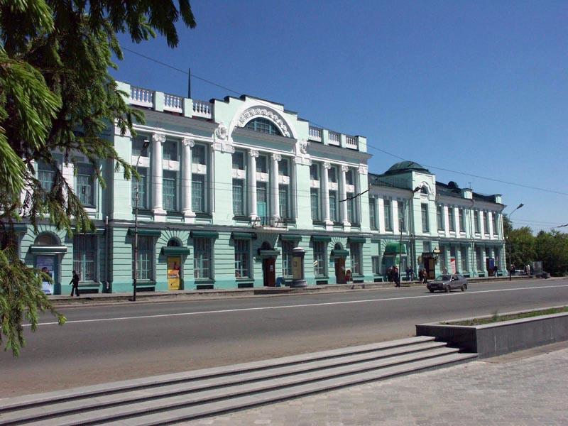 Здания и сооружения: Врубелевский корпус музея