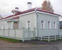 Дом Лазарева после реставрации, Неглинская,3