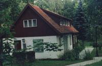 дом-музей Г.Брахтерта перед открытием (май)
