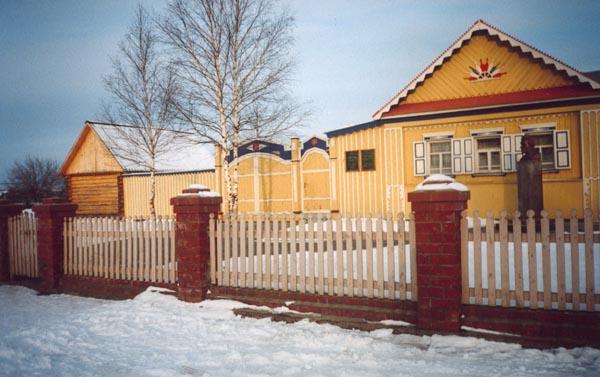 Здания и сооружения: Дом - музей Хасана Туфана