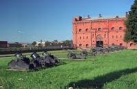 Военно-историчский музей артиллерии, инженерных  войск и войск связи.  Восточное крыло музея