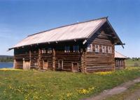 Дом Беляева в Пудожском секторе