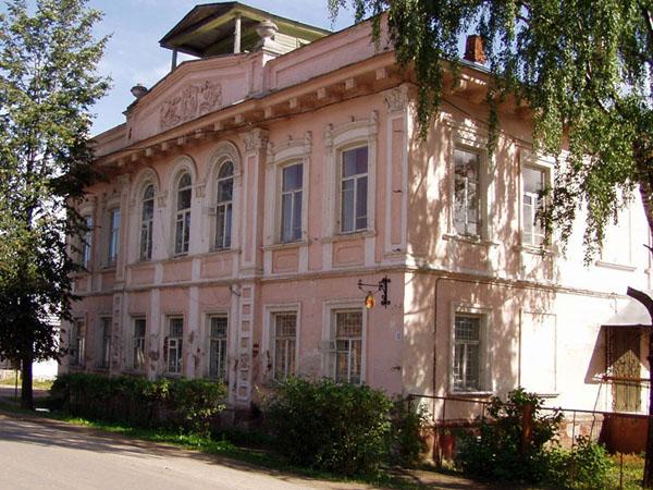 Здания и сооружения: Академия краеведения