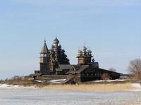 Ансамбль Кижского погоста и дом Ошевнева