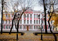 Здание дирекции Смоленского государственного музея-заповедника