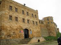 Внешний фасад Дома комендантского (Диван-хана), XVIII в.