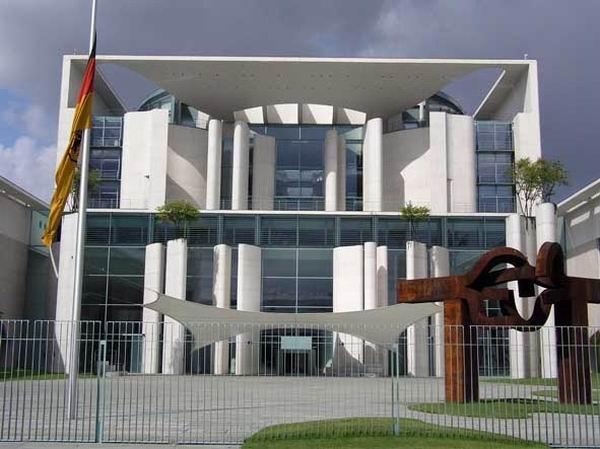 Здания и сооружения: Слайд-лекция Современный Берлин