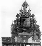 Проект реставрации Преображенской церкви Ополовникова