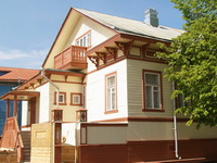Музей «Малые Корелы» открыл визит-центр.