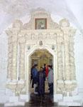Спасообыденная церковь. Портал. Фото А.Лебедева