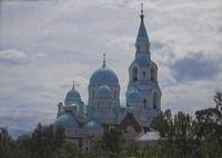 Православная икона и храмовое зодчество Русского Севера в КВЦ Радуга (г. Чебоксары)