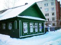 Дом-музей И.С. Ключникова-Палантая