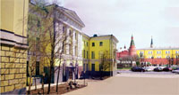 Государственный геологический музей им. В.И. Вернадского