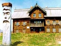 Здания и сооружения: Шелтозеро